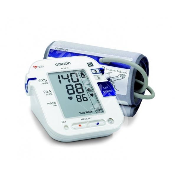 Ciśnieniomierz automatyczny OMRON M10-IT