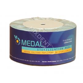 Rękaw do sterylizacji MEDAL 10cm x 200m
