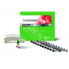 Charisma Diamond Master Kit 10x4g + 1 x strzykawka Charisma Diamond A2