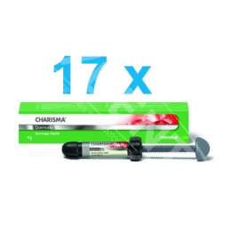 Charisma Diamond 17x4g + Translux Wave LED