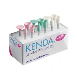 Gumka Kenda biała 1szt