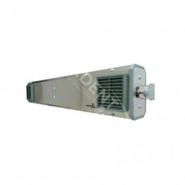 Lampa bakteriobójcza przepływowa NBVE 60 NL z licznikiem czasu pracy