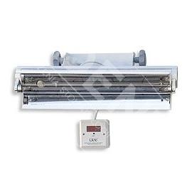 Lampa bakteriobójcza bezpośredniego działania NBV 15 N LW z licznikiem czasu pracy z wyświetlaczem 4-polowym LED