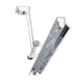 Lampa bakteriobójcza bezpośredniego działania NBV 30 S LW z licznikiem czasu pracy z wyświetlaczem 4-polowym LED