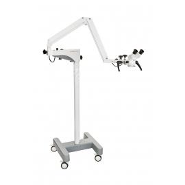 Mikroskop Optilion PICO LED binokular stały 45° wersja mobilna