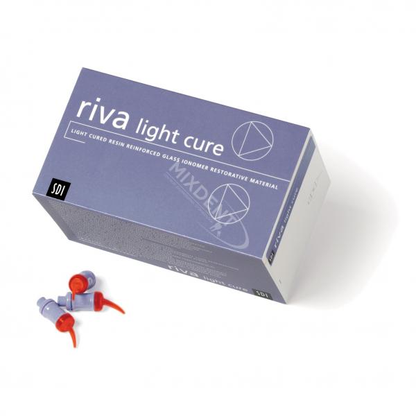 Riva Light Cure kapsułki 50szt