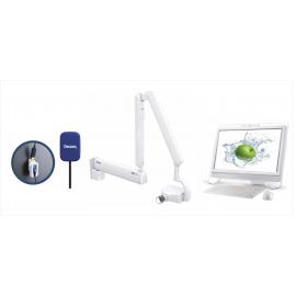 Radiowizjografia Gendex GXS-700 + GXIO-770 + komputer MSI + fartuch + pozycjonery + kamera GXC-300