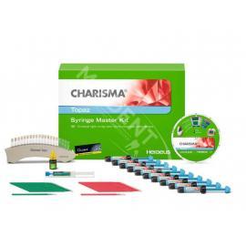 Charisma Topaz Basic Kit 6x4g + Gluma Bond Universal + 2 x strzykawka 4g kolor A2 i OL