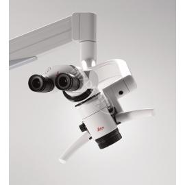 Mikroskop Leica M320 z binokularem o zmiennym kącie w zakresie 0-180