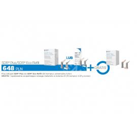 1 x SDR Eco Refill (50szt ) + 1 x SDR Plus A1 (15 kompiul x 0,25g) Gratis