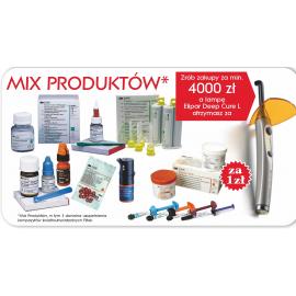 MIX produktów 3M + Lampa Elipar Deep Cure L za 1pln