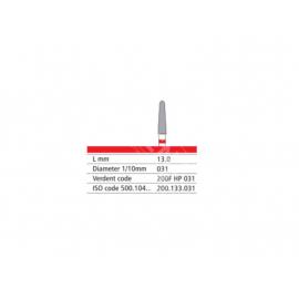 200F HP 031 Frez IQDENT z drobnymi prostymi nacięciami