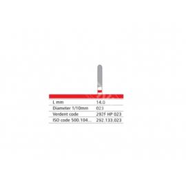 292F HP 023 Frez IQDENT z drobnymi prostymi nacięciami