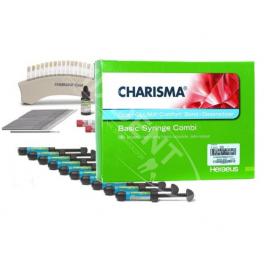 Charisma Opal Basic Kit 6 x strzykawka 4g