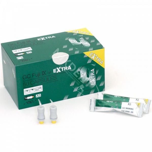 GC Fuji IX GP EXTRA kapsułki 50szt