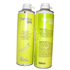 Olej Service Spray