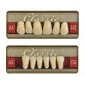 Zęby Wiedent Dwuwarstwowe Classic kolor Vita