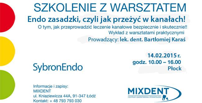 Szkolenie z Warsztatem 14.02.2015 Płock