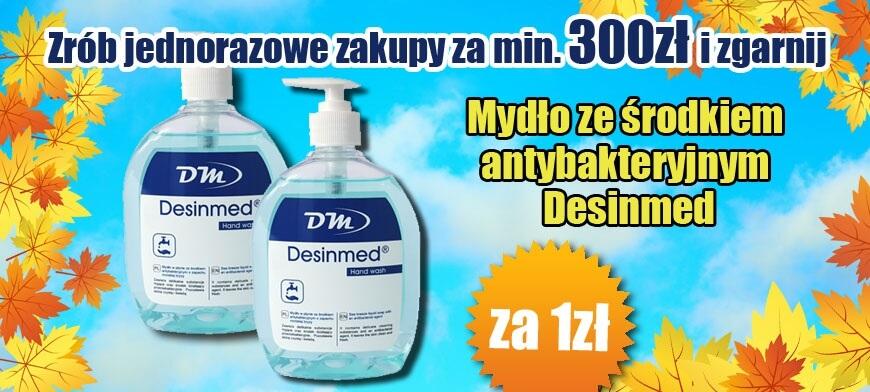 Promocja MIXDENT Desinmed 300PLN