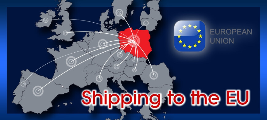 MIXDENT Shipping to the EU