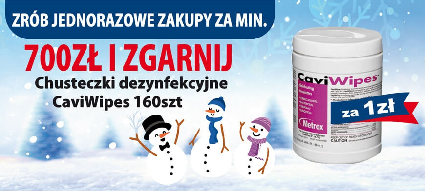 Promocja I LOVE MIXDENT Zima 700PLN