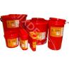 Pojemnik na odpady medyczne 1L