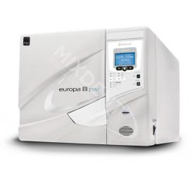 Autoklaw EUROPA B PRO 18L z zapisem danych sterylizacyjnych na karcie SD