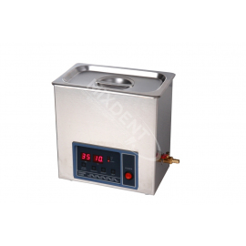 Myjka ultradźwiękowa 3L metalowa