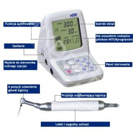 Endo-Mate DT MP Przewodowy aparat do endodoncji z główką MP-F20R