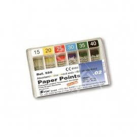 Sączki papierowe VDW 200szt