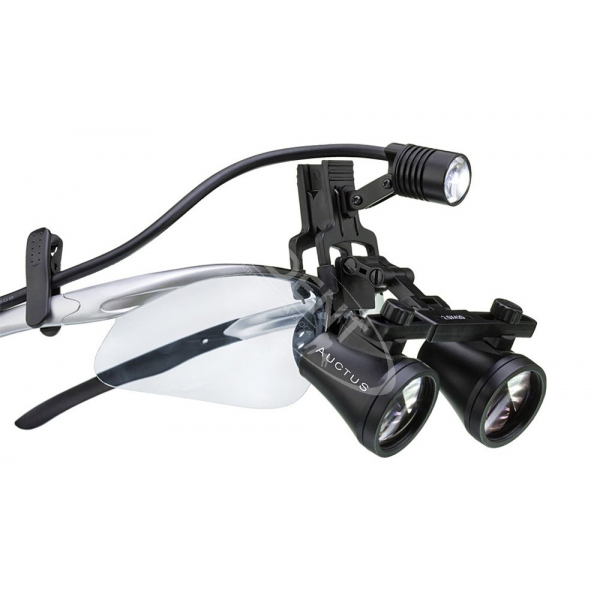 Lupy Seliga AUCTUS lupy typu Flip-up (uchylne) z LED
