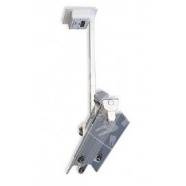 Lampa bakteriobójcza bezpośredniego działania NBV 15 S LW z licznikiem czasu pracy z wyświetlaczem 4-polowym LED