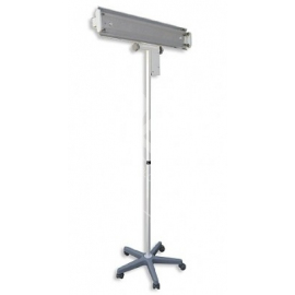 Lampa bakteriobójcza bezpośredniego działania NBV 2 x 30 P LW z licznikiem czasu pracy z wyświetlaczem 4-polowym LED