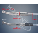 NLX nano - Tytanowy mikrosilnik elektryczny - zestaw