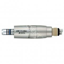 Ti-Max X-205 LED Mikrosilnik pneumatyczny z podświetlaniem LED