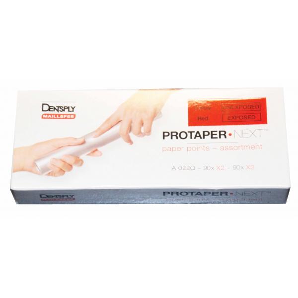 Sączki papierowe ProTaper Next