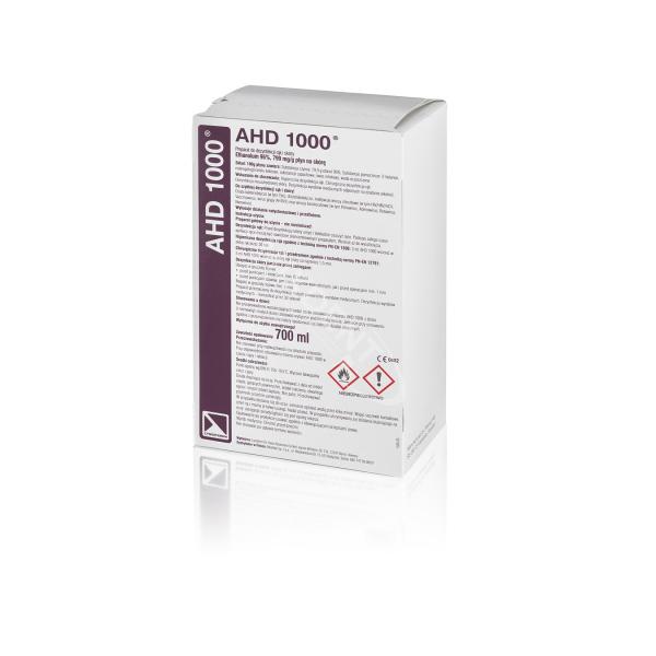 Preparat do dezynfekcji rąk ADH 1000 Sterisol 700ml