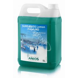 Surfanios Lemon Fresh MD z dozownikiem przelewowym 1L