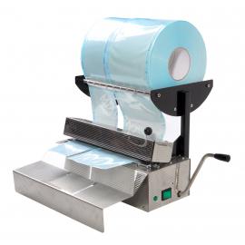 Zgrzewarka pakietów papierowo-foliowych