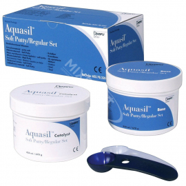 Aquasil Putty Soft 2 x 450ml