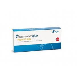 Sączki papierowe RECIPROC Blue VDW 144szt