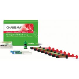 Charisma Classic 8 x strzykawka 4g + Gluma 2Bond 4ml