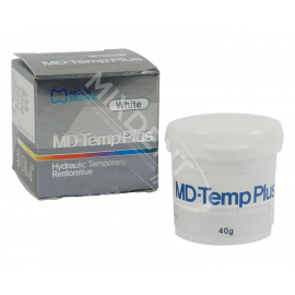 MD-Temp Plus 40g White
