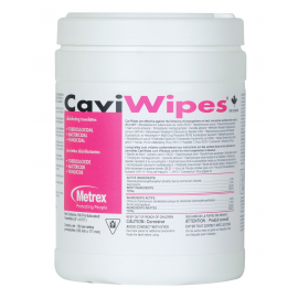Chusteczki dezynfekcyjne CaviWipes 160szt