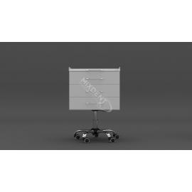 Asystor MIXDENT 3 szufladowy