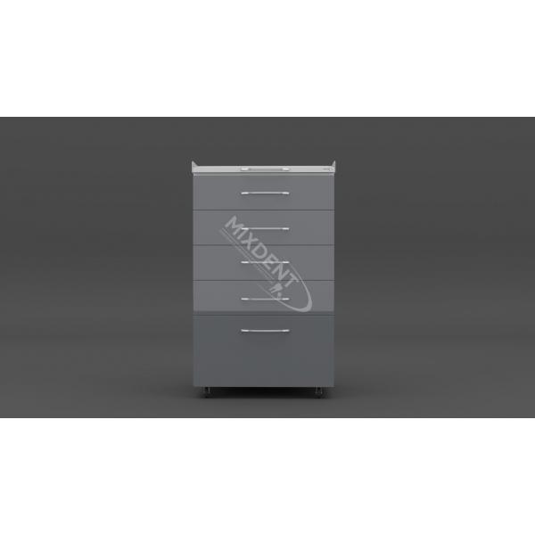 Asystor MIXDENT 5 szufladowy