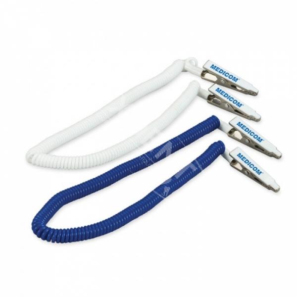 Łańcuszek do serwet niebieski
