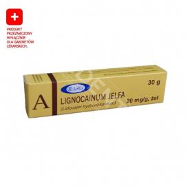 Lignocainum 30g Jelfa