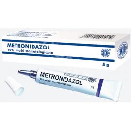 Metronidazol maść 5g Chema Temp 2-8 C