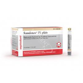 Scandonest 3% Septodont